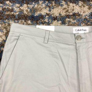 NWT Calvin Klein Cargo Shorts Men's Size 36